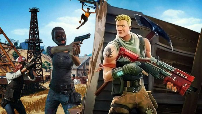 Разработчики PUBG подали в суд на Epic Games из-за Fortnite: Battle Royale