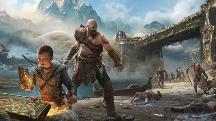 God of War стала игрой года на The Game Awards 2018